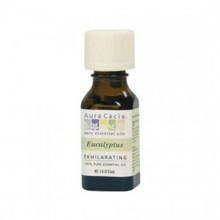 Aura Cacia Eucalyptus Globulus Essential Oil, .5 oz.