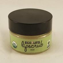 Eco Lips Scrub, Mint