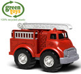 Green Toys Kids Fire Engine Recycled Plastic Eco Toy