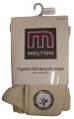 Melton Cream Organic Cotton Baby and Childrens Tights