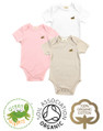 Short Sleeve Baby Bodysuit
