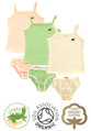Girls Underwear Vest and Knickers Set