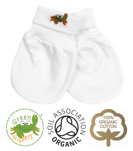 Scratch Mitts Eczema Chicken Pox Organic Accessories
