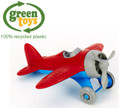 Green Toys Aeroplane Recycled Plastic Eco Toy