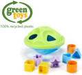 Green Toys Kids Shape Sorter Recycled Eco Toy incl. p+p