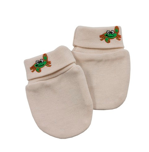 Unisex Scratch Mittens Organic Cotton Accessories By