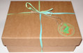 Green Nippers Organic Baby Gift Box