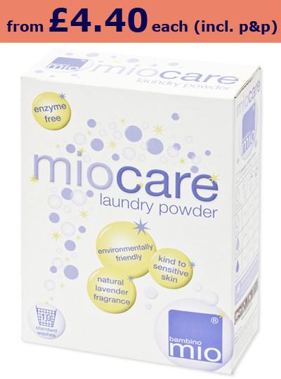 Eco Friendly Baby Washing Powder Natural Eczema Safe