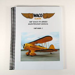 YMF WACO F5C/D Service Manual Rev F