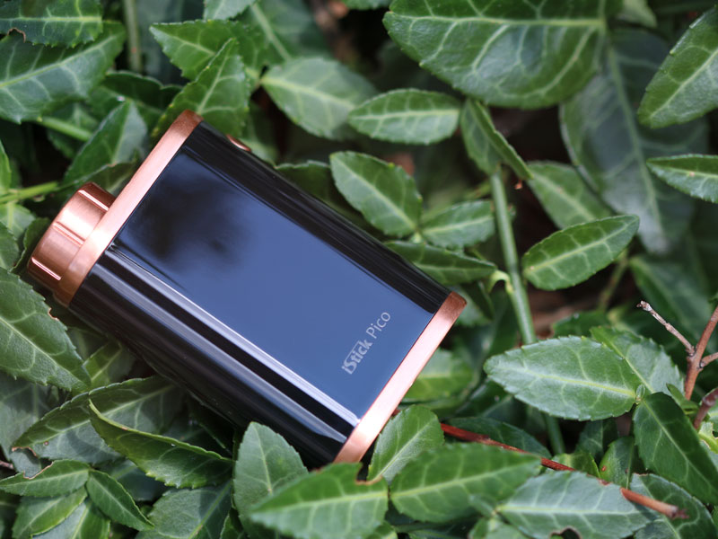 Eleaf iStick Pico, in Black & Bronze