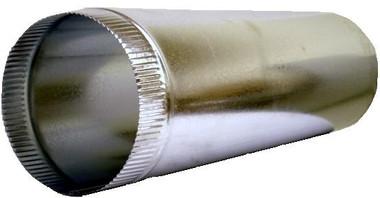 18 Inch 24 Gauge Galvanized Snap Lock Duct