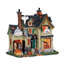 Lemax Village Collection Scariest Halloween House #25330