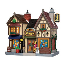 Lemax Village Collection The Golden Hare Tavern #55019