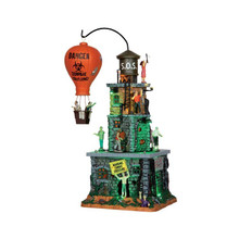 Lemax Village Collection Zombie Fortress #55998