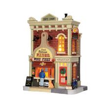 Lemax Village Collection Leo's Famous Pizzeria #65151