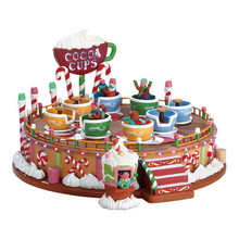 Lemax Village Collection Cocoa Cups, Set Of 2 #74222