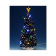 Lemax Village Collection Multi Light Evergreen Tree, Large #74263