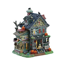 Lemax Village Collection Creepy Neighborhood House #75185