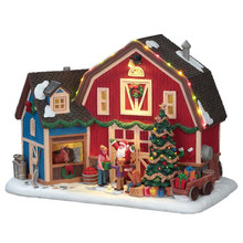 Lemax Village Collection Christmas At The Farm #75192