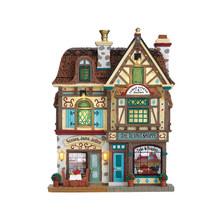 Lemax Village Collection The Teapot Shoppe #75198