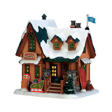Lemax Village Collection Williams Cabin #75200