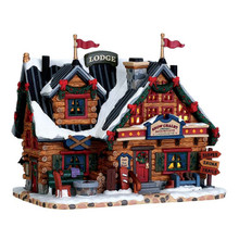Lemax Village Collection Apres-Ski Lodge #75201