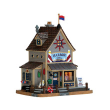 Lemax Village Collection Harbor Gift Shop #75209