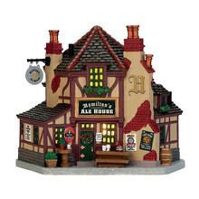 Lemax Village Collection Hamilton's Ale House #75250