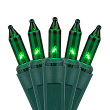 100LT UL Ultra Brite Green Light Set