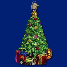 Old World Christmas Christmas Morning Tree Ornament #48017