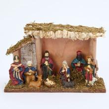12in Nativity Scene #2350860