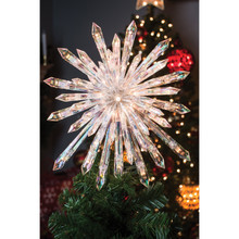 Crystal Starburst Tree Topper #2229520