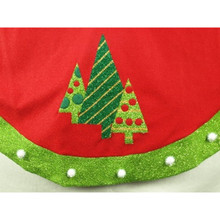 48in Christmas Tree Printed Tree Skirt