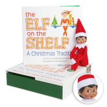 The Elf on the Shelf - Brown Eyed Girl