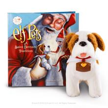 Elf Pets - A St. Bernard Tradition