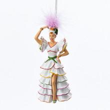 Kurt Adler I Love Lucy Rumba Ornament #LU2171
