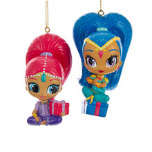 Kurt Adler Shimmer & Shine Ornament #SN1171
