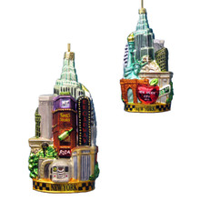 Kurt Adler New York City Scape Ornament #C4055