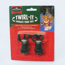 Kurt Adler Twirl-It Ornament Spinner, Pack of 2 #J7802