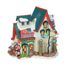 Department 56 Twinkle Brite Tree Factory #6000612