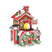 Department 56 Bouncy's Ball Factory #6000614