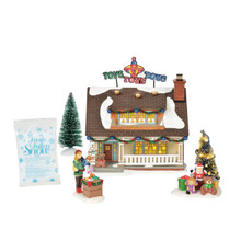 Department 56 The Toy House #6000633