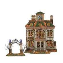 Department 56 Last Laugh Asylum #6000662