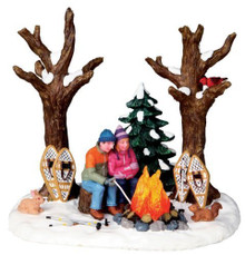 Lemax Village Collection Staying Warm #04224
