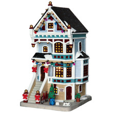 Lemax Village Collection Powell Residence #65135