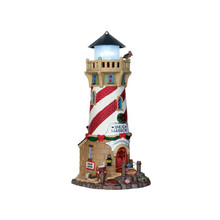 Lemax Village Collection Snug Harbor Lighthouse #65163