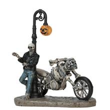 Born 2 B Wicked LEMAX Halloween Spookytown Spooky Town