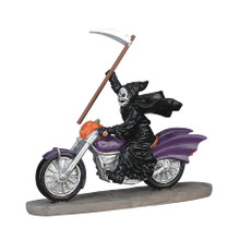Lemax Village Collection Grim Rider #73297