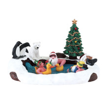 Lemax Village Collection North Pole Hot Springs #73331