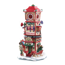 Lemax Village Collection Countdown Clock Tower #73333
